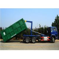 High Performance Solid Garbage Collection Trucks HW13710 Transmission