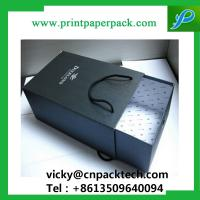 China Luxury Packaging Carton Cardboard Box for Jewelry Premium Presentation Sliding Watch Packaging Boxes on sale