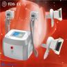 China Portable Cryolipolysis Equipment / Zeltip Cryolipolysis Machine / Vacuum + lipo laser wholesale