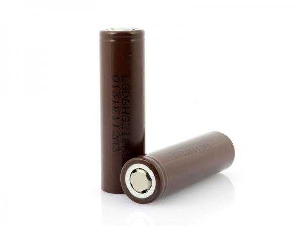 Quality Lg Hg2 3.7v 3000mah 18650 Li-ion Rechargeable Battery High Power Battery Cell 20A for sale