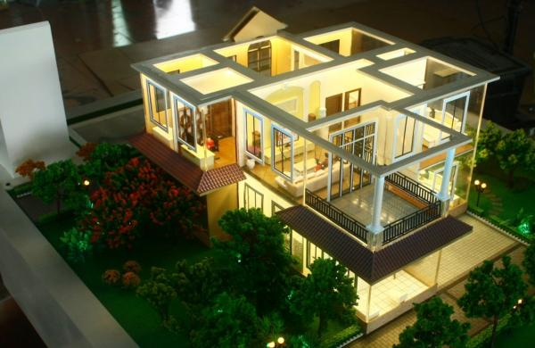 Build a miniature model house house best design for House models to build