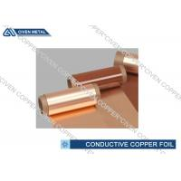 China Shielding Industry ED Conductive Copper Foil for transformer , mobile phone on sale