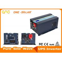 China Anti-reverse Low Frequency Pure Sine Wave Inverter With AC Charger 2000W 48V wholesale