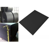 China High Durability Large Roll Of Black Paper One Side or Two Side smooth Surface wholesale