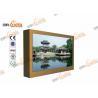 China La publicidad al aire libre de Digitaces del alto brillo defiende el tipo vidrio moderado de TFT wholesale