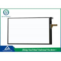 China 4.3 Inch Analog 4 Wire Resistive Touch Panel for LCD Monitor Single Touch wholesale
