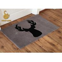 China Multi Function Kitchen Mats And Rugs Washable For Living Room / Dining Room wholesale