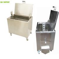 China Sus304/316 Commercial Soak Tanks 240v , Electric Dip Tank 20-80C Power on sale