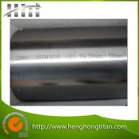 China High Quality ASTM B348 Gr5 Titanium Round Bar for Industrial on sale