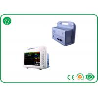 China Full ECG Waveforms Patient Monitoring Devices VGA Connect Trend Coexist With TFT Screen wholesale