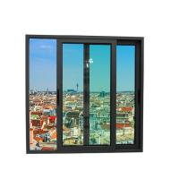 China AS2047 AS2208 AS1288 Certificated Aluminum Powder Coating sliding Window wholesale