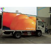 China P4mm Outdoor Taxi LED Display Car / Trailer Mobile Advertising LED Sign Display on sale
