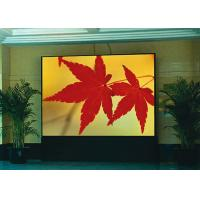 Buy cheap P2 Indoor Full Color LED Display With Meanwell Power Supply , 250000/Sqm Density from wholesalers