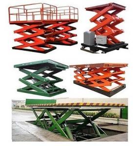 China Stationary Lifting Platform, Car Lifts, Hydraulic Cargo Lift, Lift Table, Lift Platform wholesale