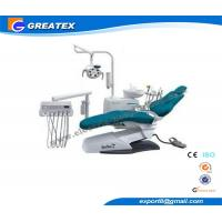 China European Style Economic Dental Chair Unit Hospital with Curing Light and Scaler wholesale