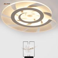 Buy cheap Modern LED Ceiling Lights Acryl Round Conch Ceiling Lamp Home luminaria Living Room Dining fixtures Lustre Indoor Light from wholesalers
