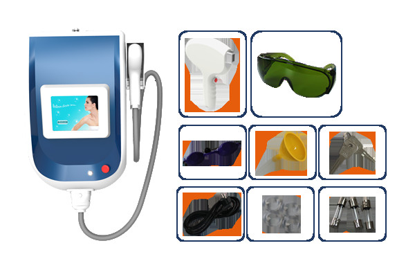 palomar laser hair removal machine