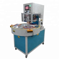 China Disposable Non Woven PE Shoes Cover Making Machine on sale
