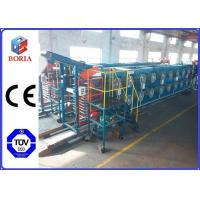 China Hanging Rod Type Rubber Compound Mixing Equipment Batch Off Unit SGS Certificated wholesale