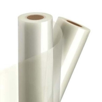China Multiple Extrusion 125mic Milky White Mylar Polyester Film wholesale