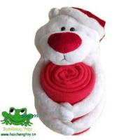 China Baby Toys Bear With Blanket wholesale