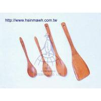 China Carbonized Bamboo Flatware on sale
