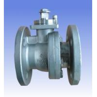 China Carbonsteel and SS flanged ball valves with soft seat type wholesale
