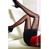 China Sexy Heart Crossing Hosiery wholesale