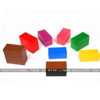 China Grammar Filling Boxes Crafts  Educational wholesale