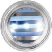 China Aurora AU-STL572 240V Modern Polycarbonate Round LED Kitchen Plinth, Stair or Wall Light wholesale