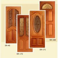 China EXTERNAL ENGINEERING TIMBER DOORS wholesale