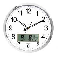 China Plastic wall clock wholesale
