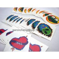 Buy cheap Static sticker temporary tattoo sticker/nontoxic tattoo sticker/butterfly tattoo sticker from wholesalers