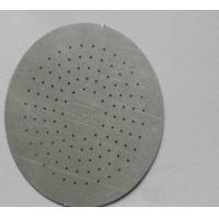 China Perforated Metal Metal Speaker Grill Sheet on sale