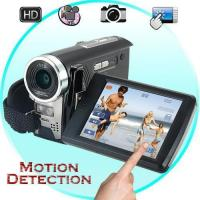 Quality Deluxe HD Camcorder with 3 Inch Touchscreen + 60FPS for sale