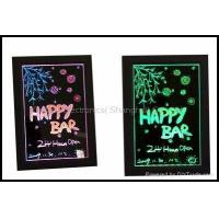 China Sparkle LED Writing board on sale