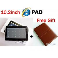"""China MID Google Android ZT-180 10.2"""" Notebook+Leather protect case as free gift wholesale"""