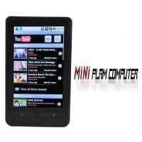 China 5 Inch Android Mini MID - WiFi, Youtube, Google Map, 3G Module(WCDMA/EVDO external) wholesale