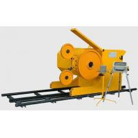 China Wire saw machines Number:Variable speed Wire Saw Machine for Quarry wholesale