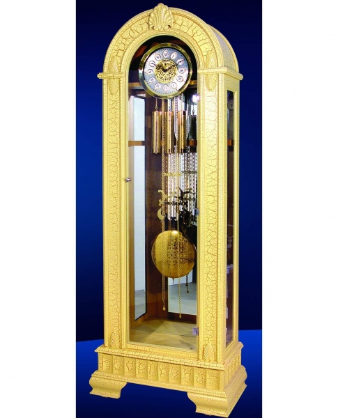 grandfather clock movement images.