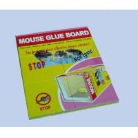 Buy cheap big paperboard glue plate for mouse trap from wholesalers
