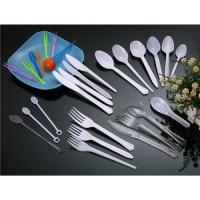 China Disposable plastic cutlery wholesale