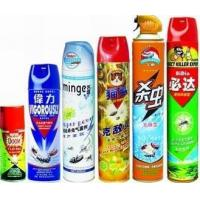 Aerosol Insecticide (insect Repellent)