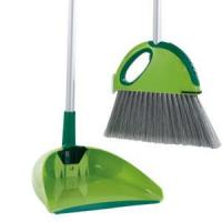 China Scented dustpan & broom kit wholesale