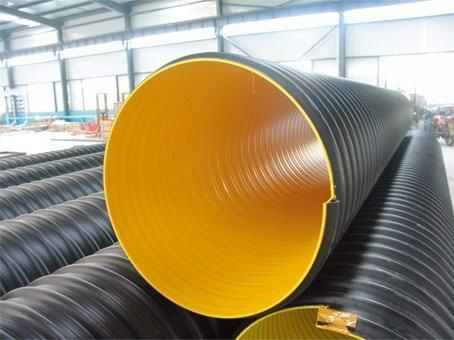 Spiral Enhanced Corrugated Pipe Images