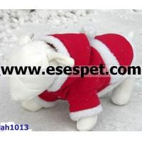China pet Christmas clothes wholesale