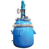 China Glass Lined Reactor with Conventional Jacket wholesale