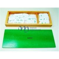 China Subtraction Equations  And Differences Box wholesale