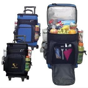 rolling cooler bag images.