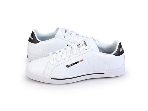 reebok white tennis shoes for men